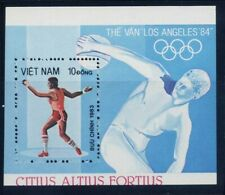 030. VIETNAM 1983 STAMP M/S SPORTS, OLYMPICS . MNH