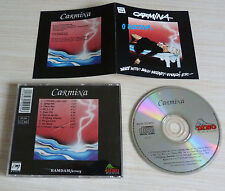 CD ALBUM O FORTUNA CARMINA 10 TITRES DINO MUSIC