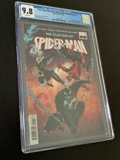 Spiderman/Venom #1 FCBD 2020 CGC 9.8 1st Appearance Virus