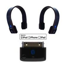 KOKKIA 10 Multi-Stream Bluetooth iPod Transmitter Plus 2 S10 Stereo Headsets