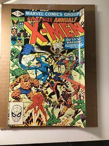 Uncanny X-men Annual #5 Badoon & Fantastic Four Appear! I combine Shipping!