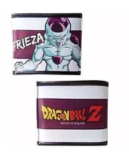 Dragon Ball Dbz Wallet Frieza Freeza Officially Licensed Adult BiFold Dragonball