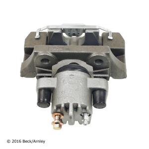 Disc Brake Caliper Rear Beck/Arnley 077-1945S Reman