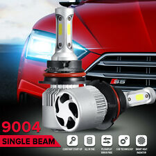 9004 160W 16000lm Hi-Lo Beam COB LED Headlight Bulbs Kit Fog Lamp Conversion 12V