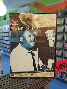 Dvd - Piano Blues - Clint Eatwood - Documentario - 2003 - ex noleggio - 8/10