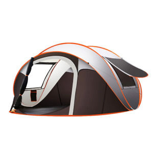 4 Season Automatic Popup Camping tent Waterproof Portable Double Layer Hiking