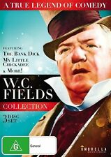 W.C. Fields Collection NEW R4 DVD