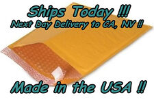100 Size #4 Kraft Bubble Mailer Padded Envelope 10x15
