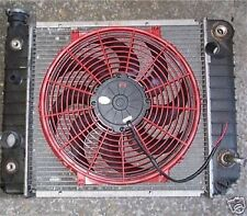 JEEP WRANGLER TJ YJ ELECTRIC COOLING FAN KIT ADD MPG HP