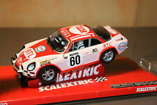 "Slot SCX Scalextric A10082S300 Renault Alpine A110 "" MonteCarlo "" - New"