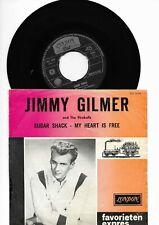 Jimmy Gilmer and the Fireballs. Sugar Shack . Dutch Favorieten expres. 1963