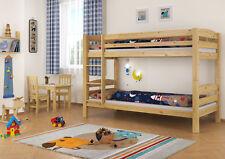 Lit Type Mezzanine Lits Superposés Kiefer 90x200 de Chambre D'Enfants Double