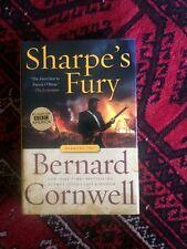 Sharpe's Fury by Bernard Cornwell (2006). 1st Us ed. Hc w/Dj. Richard Sharpe