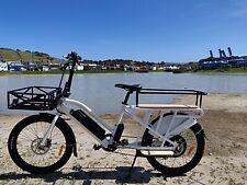 "Eunorau 24"" City Tire Model MAX-CARGO E-Bike"