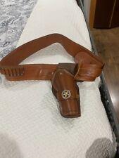 el paso saddlery holster Cowboy Rig