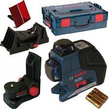 Bosch Linienlaser GLL 3-80 P + Universalhalterung + L-Boxx Gr. 2 + Deckenklemme