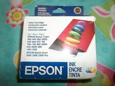 Epson Genuine Color- S020191 S02089 Ink Cartridge for Stylus 760 860 740