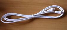 Witte ethernet internet kabel Cat 5e UTP patchkabel 2m  NIEUW
