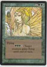 PIXIE QUEEN Legends Legends MTG NM ENG Magic collection 1st hand Green Creature