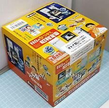 Retro Home Electrical Appliances Of Hitachi Box Set - Re-ment   , #6ok