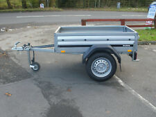 New un used Brenderup 1150s general purpose/camping trailer  EU type approved