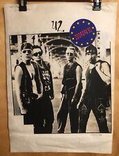 U2 Zooropa 1993 European Tour T-SHIRT SAMPLE PROMO VINTAGE VTG HTF RARE