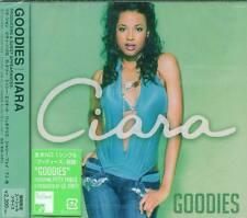 CIARA - Goodies - Japan CD+1BONUS - NEW