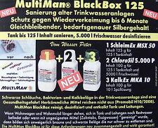 MultiMan Black Box 125 Trinkwasseranlage Aufbereitung Wohnmobil Service