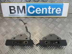 BMW E93 CABRIOLET 3 SERIES CONVERTIBLE ROOF LATCH PAIR + SENSOR