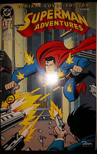 Batman & Superman Adventures # 1-Variant-cover-Edition - Dino editorial 1997 Top