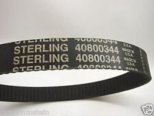 Sterling 40800344 Power Transmission Timing Belt b121