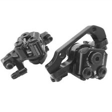 Shimano BR-M375 Mechanical Disc Brake Calipers Front+Rear Set For Acera Alivio