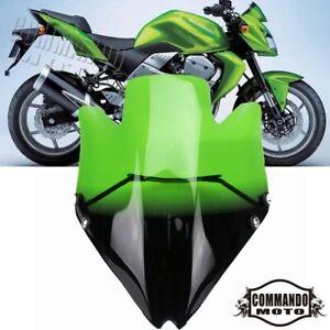 For Kawasaki Z750 Z750R Z 750 2007-2012 Motorbike Windshield Windscreen 07 08 09