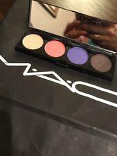 MAC Hello Kitty Eye Shadow x 4 Lucky Tom Limited Edition ~New