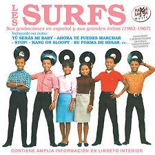 LES SURFS-SUS GRABACIONES EN ESPAÑOL Y SUS GRANDES EXITOS-CD