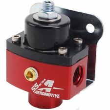 Aeromotive Fuel System 13201 Carbureted Adjustable Regulator: Adjustable 5-12 PS