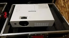 QTY (2) Panasonic LX26H LCD projectors, excellent condition, low bulb hrs