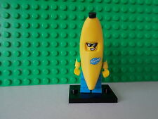 genuine lego minifigures the banana guy from  series 16