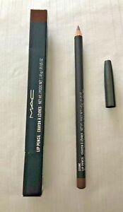 Mac ~ Lèvre Liner Crayon ~Pierre~ Gris Taupe Polyvalent Nude-Bnib Grand Cadeau !