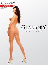 Glamory Feinstrumpfhose Ouvert 20 - 20den - Gr. 40/42 bis 60/62