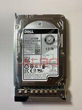 "Seagate 0G2G54 1.2TB HDD 10K RPM 2.5"" SAS Model: ST1200MM0099 DP/N: G2G54"