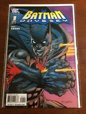 Batman: Odyssey #1 Signed by Neil Adams at Comicon 2011 Montreal(2010) DC (bx23)