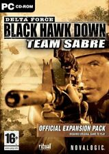 Delta Force - Black Hawk Down: Team Sabre (PC).