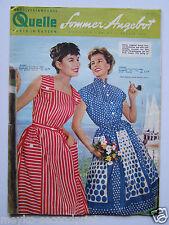 Quelle Sommer - Angebot 1. Mai bis 31. August 1957, No. 573