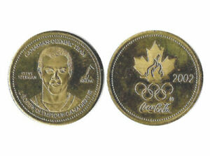 Steve Yzerman Detroit Red Wings 2002 McDonald's Team Canada Olympic Coin