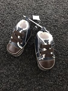 Soft Touch Baby Shoes 6-12 Months BNWT