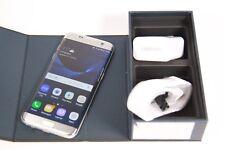 Samsung Galaxy S7 edge SM-G935F 32GB Silver (Unlocked) GOOD, GRADE B 766