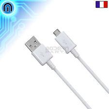 Câble chargeur USB vers Micro USB B pour Tablette Smartphone 1 Mètre Samsung