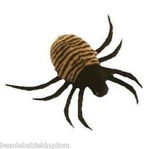 "Ty Beanie Buddy * SPINNER * The Spider 10"" Length  09334"