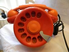 POP ART PHONE BOBO SERGIO TODESCHINI BREVETTATO TELCER ITALY 1960 1 SERIES W/TAG
